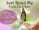 Just Read Me Psychic Fair