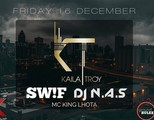 Kaila Troy Live at Ibrida, w/ Sw!f