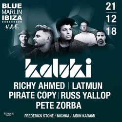Kaluki with Richy Ahmed, Latmun and more