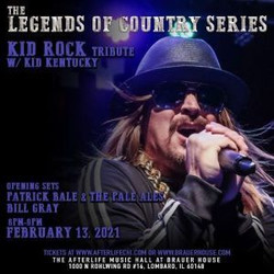 Kid Rock Tribute Live Show and Live Stream