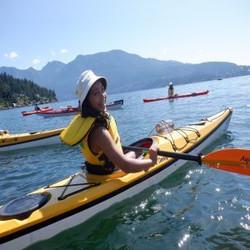 Kid's Summer Kayak Camp: Aug 23-27