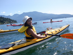 Kid's Summer Kayak Camp: July 26-30