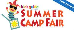 Kids Guide Summer Camp Fair 2018- Dublin City Centre
