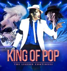 King of Pop Starring Navi and Jennifer Batten