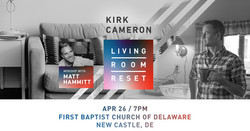 Kirk Cameron Live in New Castle