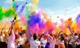 Kleurenloop ColorRain 4km Leusden