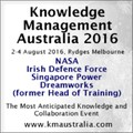 Knowledge Management Australia 2016