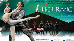 Korean National Ballet Creative Performance Series <Hoi Rang>