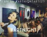 Kreiere mit ArtNight & im gegenteil die Berliner Skyline der Herzen