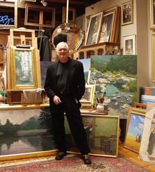 Kreitzer Gallery and Studio