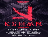 Kshmr at Royale | 4.14.17 | 10:00 Pm | 21+