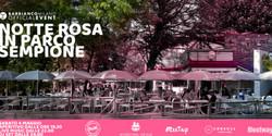 La notte rosa in Parco Sempione. Aperitivo, live music & dj set. Free entry