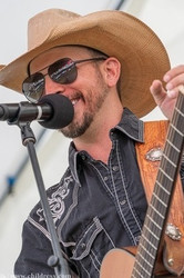 Labor Day celebration with Cody Joe Hodges at Aarchway Inn in Moab, Ut