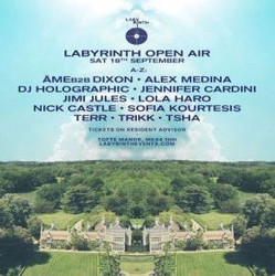 Labyrinth Open Air: Ame b2b Dixon and More