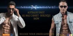 Ladies Night Melbourne - Menxclusive Male Cabaret 28 Sept
