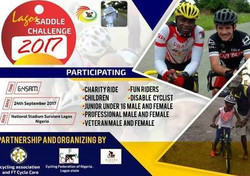 Lagos Saddle Challenge 2017