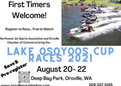 Lake Osoyoos Cup WAter Sport Races