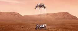 Landing Day! Countdown to Mars Live Online