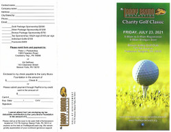 Larry Bruno Charity Golf Classic to be held on Friday, July 23rd with a shotgun start at 9:00 a.m.