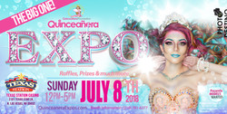 Las Vegas Quinceanera Expo July 8th, 2018 At Texas Station Casino 12 - 5 pm