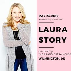 Laura Story - Blessings Concert