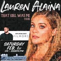 Lauren Alaina at The Bluestone