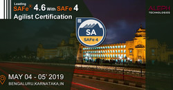 Leading Safe Certifications | Safe | Aleph Technlogies | Scaled Agile |