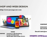 Learn PhotoShop and Web Design