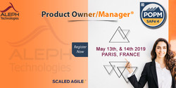 Learn Product Owner- Product Manager   Get Certified Trainer   Popm