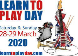Learn to Play Day 2020 is coming to the West Midlands