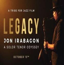 Legacy Jon Irabagon, A Solo Tenor Odyssey
