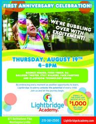 Lightbridge Academy - 1st Anniversary Celebration
