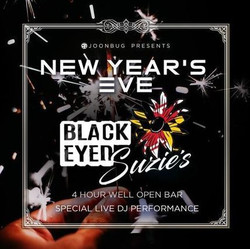 Lindypromo.com Presents Black Eyed Suzie's New Years Eve Party 2020