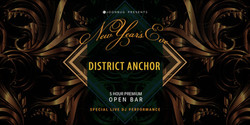 Lindypromo.com Presents District Anchor New Years Eve Party 2020