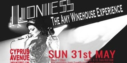 Lioness Aka The Amy Winehouse Experience