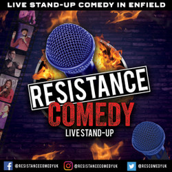 Live Comedy @ The Millfield Theatre, Enfield, North London
