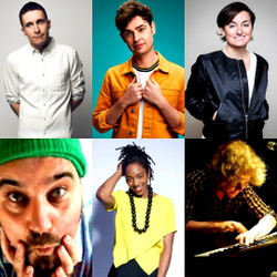 Live Comedy and Music Party with Nice N' Spiky and Collywobblers