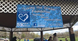Living the Dream Foundation Walk for Hope 5k Saturday April 17