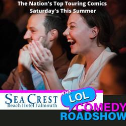 Lol Comedy Roadshow @ SeaCrest Beach Hotel