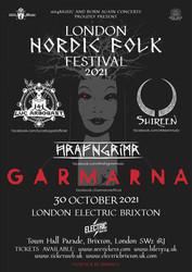 London Nordic Folk Festival 2021 at Electric Brixton - London