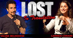 Lost in Translation - English Comedy Show - Berlin
