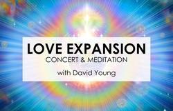 Love Expansion Concert & Meditation