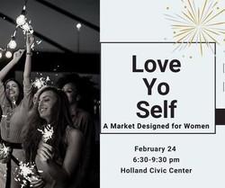 Love Yo Self : A Night for Women