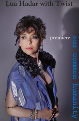 Lua Hadar with Twist: Concert & Video Premiere May 26 at Fort Mason