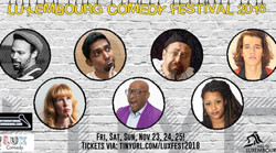 Luxembourg Comedy Festival 2018