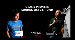 Luxembourg Comedy's Pro English Show, Sun, Oct 31