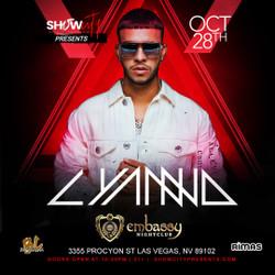 Lyanno Live in Las Vegas