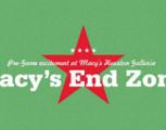 Macy's End Zone in Houston