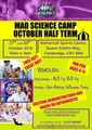 Mad Science Cambridge City 2 half term camp
