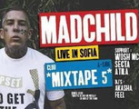 Madchild @ club *Mixtape 5*